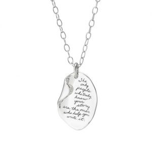 New BB Becker Inspirational Pendant Necklaces