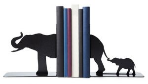 Eric Gross Bookends: Whimsical Functional Art