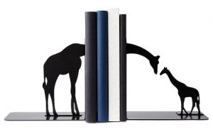 Engaging and Whimsical Bookends by Eric Gross